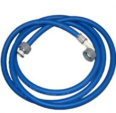 Washing Machine Cold inlet Dishwasher In Fill Hose 2.5m Blue
